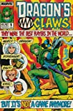 DRAGONS CLAWS #1-10 The complete Marvel UK series (DRAGON'S CLAWS (1988 MARVEL UK))