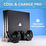 Collective Minds Cool N' Charge Pro - PlayStation 4