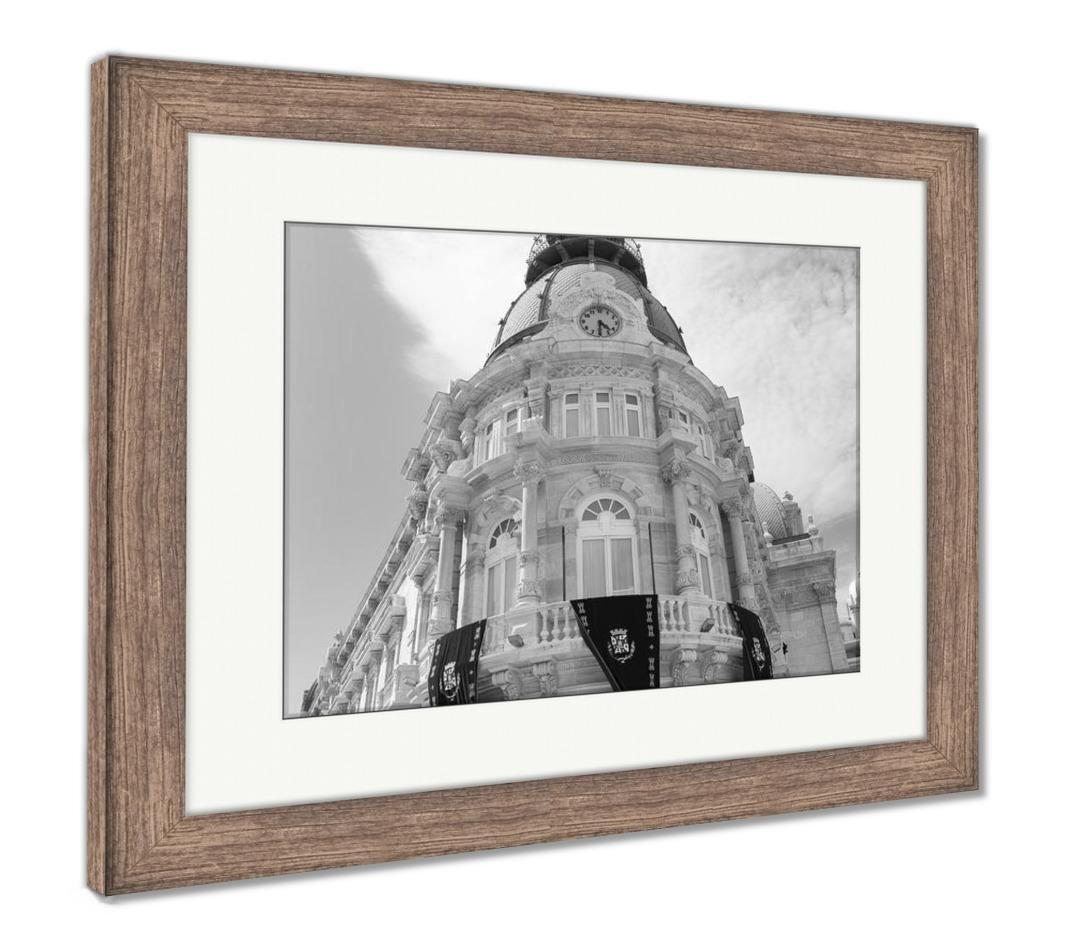 Amazon.com: Ashley Framed Prints Ayuntamiento De Cartagena ...