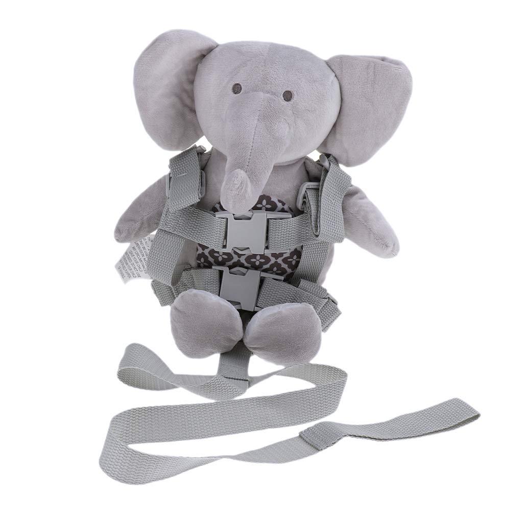 as described DYNWAVE Safety Harness Leash Strap Kid Walking Backpack Reins Bag Pink Pig