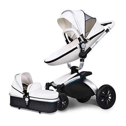 AiQi - Sistema de viaje 3 en 1, silla de paseo, carrito con ...