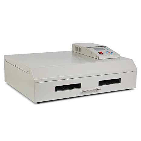 VEVOR horno de refusion t962 C Reflow Oven soldadura por infrarrojos BGA IC 400 x 600