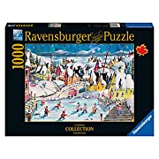 Amazon Lightning Deal 80% claimed: Ravensburger Shinny in Trinity Canadian Collection Canadienne Puzzle (1000-Piece)