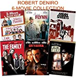 Robert Deniro 8-Movie Collection - Meet The Parents/ Meet the Fockers/ Little Lockers/ Once Upon a Time in America/ City by the Sea/ The Family/ Being Flynn/ Mean Streets