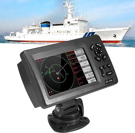 Yctze Marine GPS, 7in Marine Boat GPS Navigator LCD Display Chart Plotter con transpondedor AIS Clase B Accesorio de Barco: Amazon.es: Electrónica