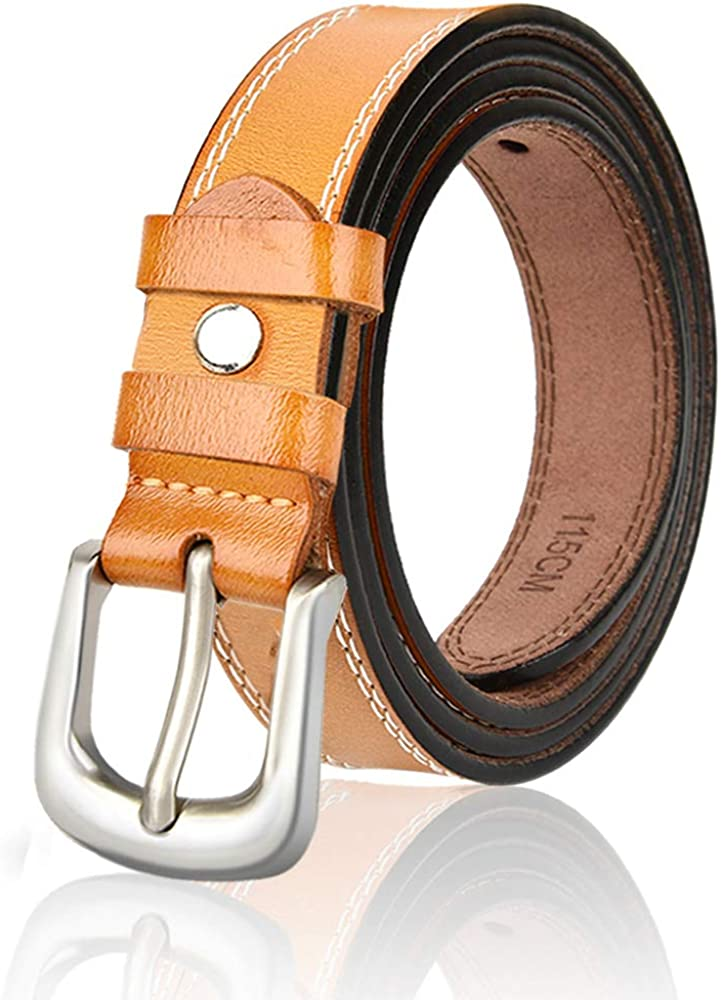 Women Leather Belts Vintage...