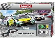 Pista Eletrica Carrera DTM Audi X Mercedes 5.3 m 1/32, California Toys, 20025234, Cinza