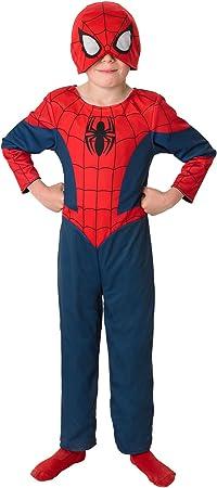 Rubies SPIDERMAN ~ reversible Ultimate Spider-Man - Traje Niños ...
