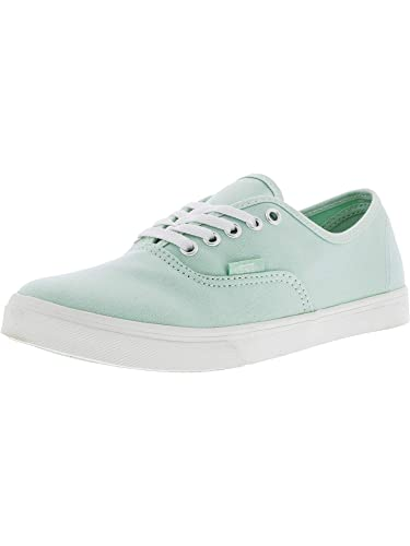 202f39cfb1 Vans Authentic Lo Pro Sneakers Gossamer Green Blanc de Blanc Womens 10