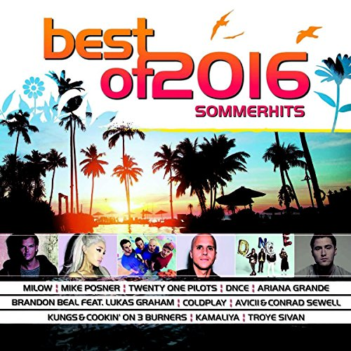 VA - Best Of 2016 Sommerhits - 2CD - FLAC - 2016 - NBFLAC Download