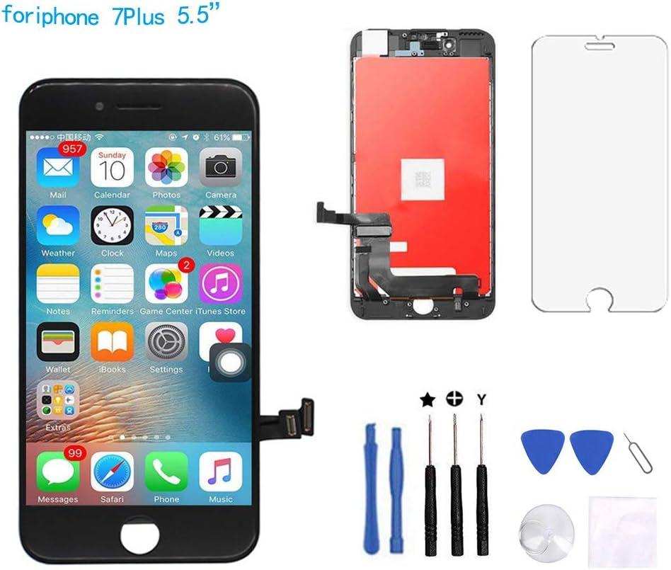 Pantalla LCD iphone 7Plus 5.5 negro