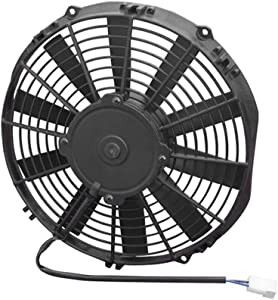 "Spal 30101500 11"" Straight Blade Low Profile Fan"