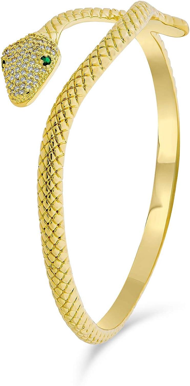 Brass Bracelet Snake Bracelet Egyptian Jewelry Snake Jewelry handmade jewelry Vintage Bracelet