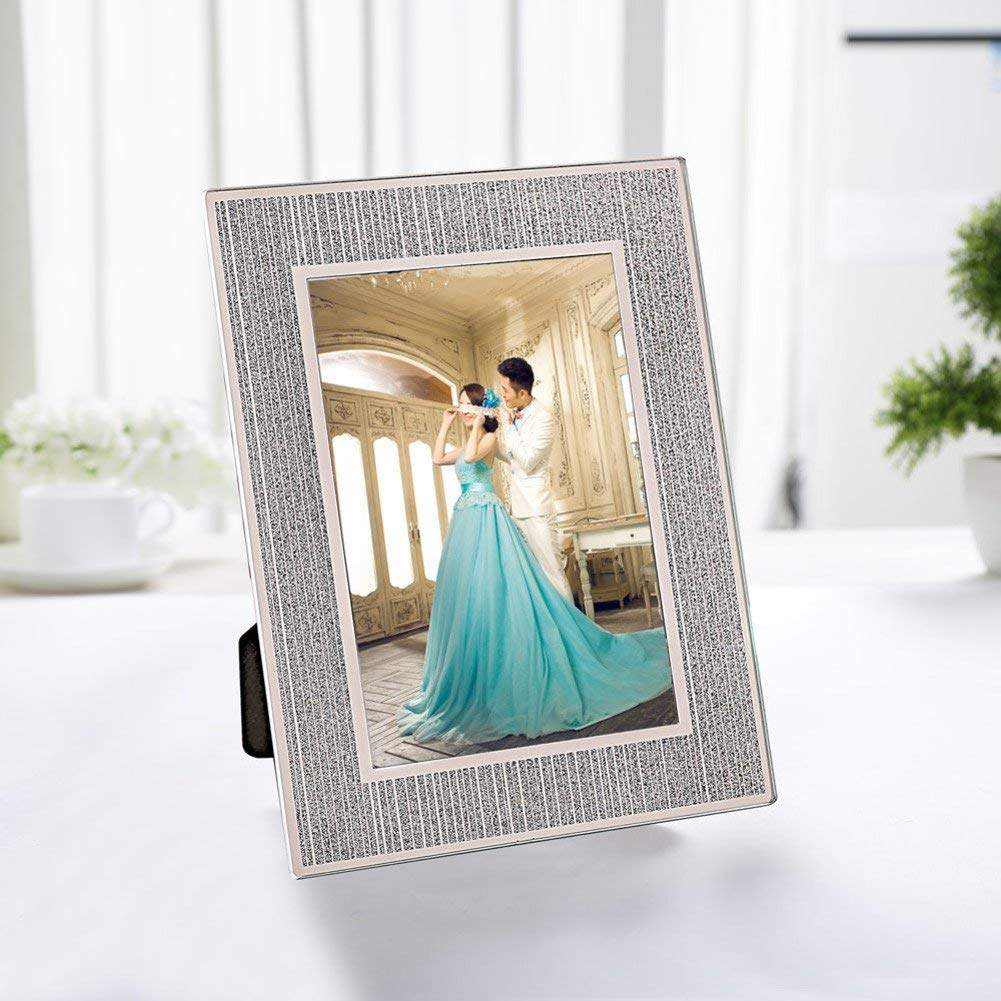 Der European Style Photo Wall,Wall-Mounted Photo Frame Creative Vintage Photo Frame, Swing-Out Photo Frame (Color : A, Size : 20x25cm(8x10inch))