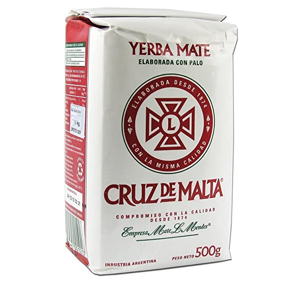 Yerba mate Cruz de Malta 500gr