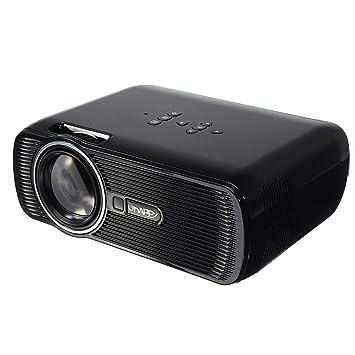 U80 7000 LM Proyector Digital Portátil HD 1080P Proyector ...