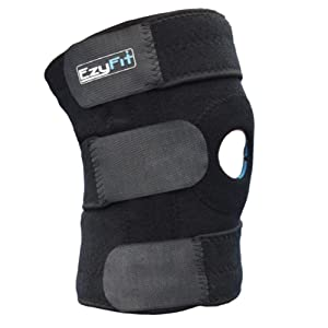 EzyFit Knee Brace Support Dual Stabilizers