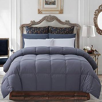 Amazon.com: Decroom - Edredón acolchado 100% algodón con ...