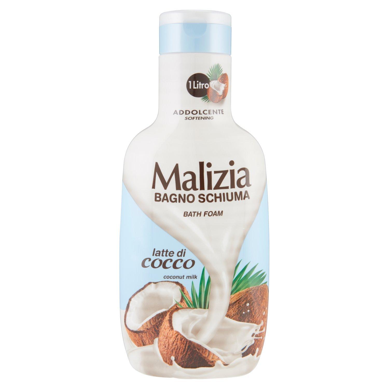 Malizia Bagnoschiuma 'coco Badeschaum', 1000 ml MIRATO S.