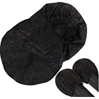 200 Pcs Disposable Microphone Cover Non-Woven, Clean and No-Odor Windscreen Mic Covers, Perfect Protective Cap for Most…