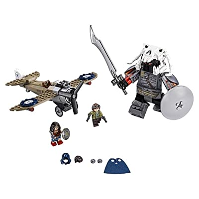 LEGO Super Heroes DC Wonder Woman Warrior Battle (76075): Toys & Games