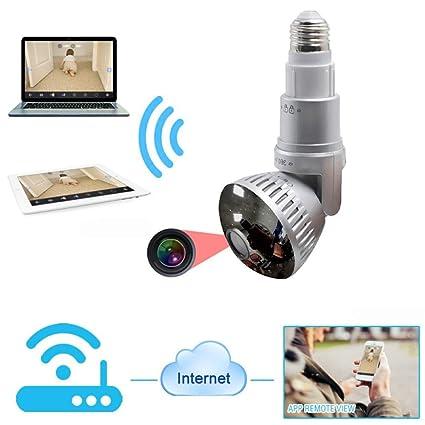 Four Luz de cámara, aplicación casa Seguridad cámara WI-FI Soporte cámara 32 GB