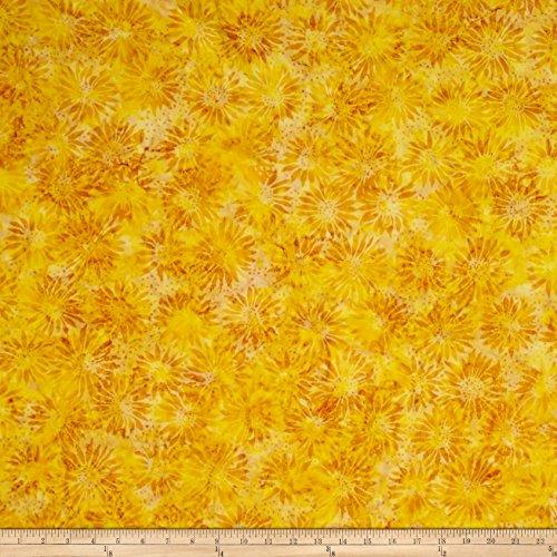 Yellow Batik - 3