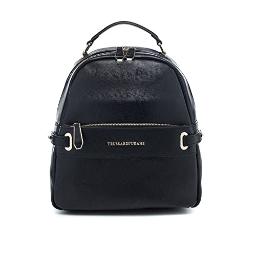 877b91d36a Backpack Trussardi Jeans 75B469XX vail backpack Nero: Amazon.ca: Shoes &  Handbags