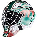 Franklin Sports NHL Minnesota Wild GFM 1500 Goalie Face Mask