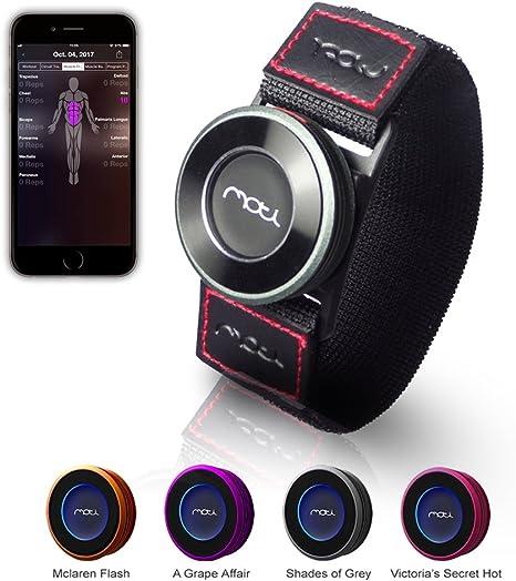 Moti Bluetooth Rastreador de fitness gimnasio ejercicio apto para ...