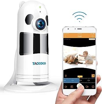 Amazon.com: TAOCOCO Cámara para mascotas, Cámara para perros ...