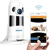 Pet Monitor,Taococo Baby Monitor Wireless Security Camera 1080P WiFi IP Camera Surveillance Home Baby Camera, HD Night Vision, Motion Detection,Two Way Talking, Remote Monitor for Elder/Pet/ Baby/Nann