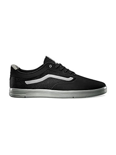 bd934ae0626784 Image Unavailable. Image not available for. Color  Vans Mens Lxvi Graph  Sneakers blackmiragegray 6.5