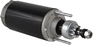 Rareelectrical STARTER MOTOR COMPATIBLE WITH MERCURY FORCE OUTBOARD 50-853869 50-853869T 5667640-M030SM