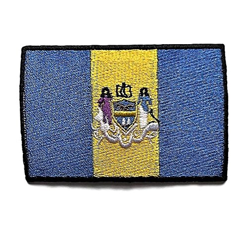 (City of Philadelphia Flag Patch/Cities of Pennsylvania Collection (Philly PA, 2
