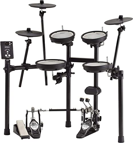 Amazon Com Roland Electronic Drum Set Td 1dmk Musical Instruments
