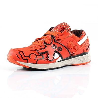 Reebok Pump Running Dual Keith Haring: Amazon.it: Scarpe e borse