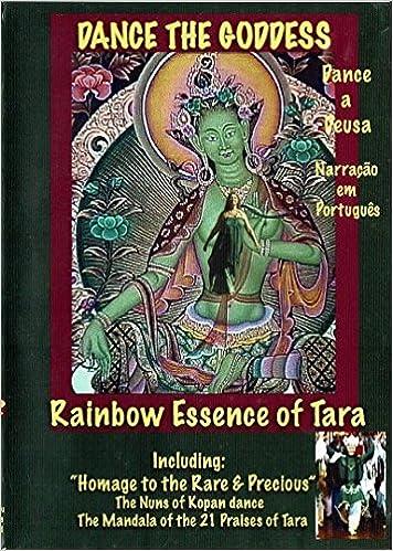 Dance the Goddess - Rainbow Essence of Tara DVD: Prema Dasara ...
