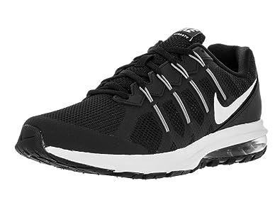 Nike Air Max Dynasty - Zapatillas de Running Unisex, Multicolor, Negro (Black/White Cool Grey Anthrct), 38.5
