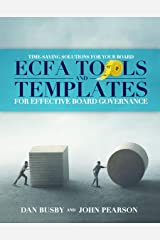 ECFA Tools and Templates for Effective Board Governance Perfect Paperback