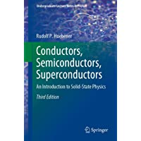 Conductors, Semiconductors, Superconductors: An Introduction to Solid-State Physics (Undergraduate Lecture Notes in Physics)