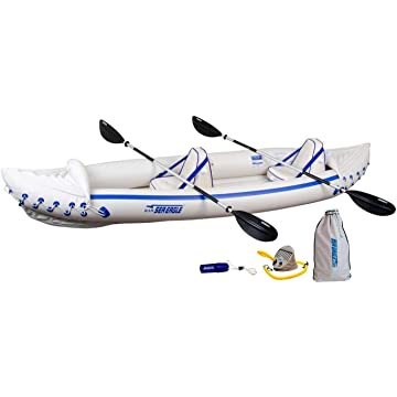 best Sea Eagle SE370 Sport Pro reviews