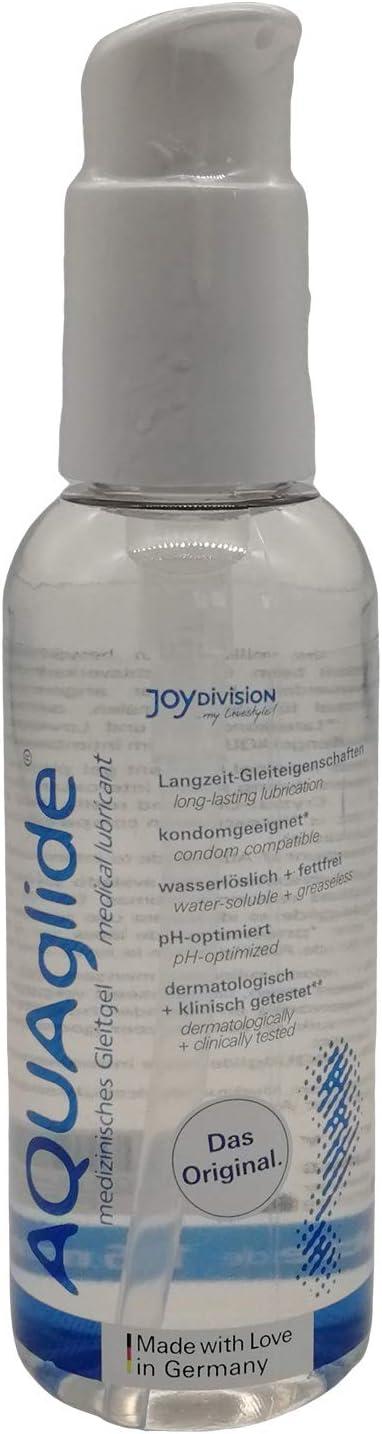 Aquaglide Pumpspray 125 Ml Drogerie Körperpflege