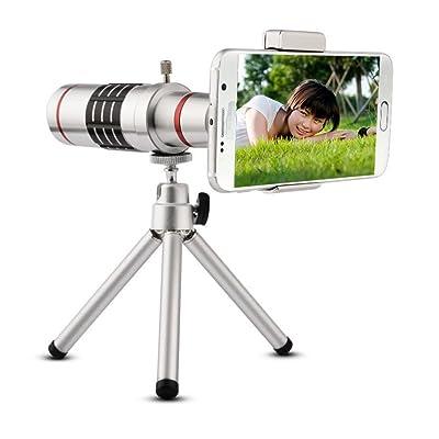 HDWY 2018 nouveau télescope 18 fois métal téléphone mobile télescope photographie à haute définition plage tourisme caméra artefact 18X télescope monoculaire