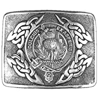 Ferguson Scottish Clan Crest Kilt Buckle
