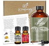 ArtNaturals Tea Tree Essential Oil - 4 oz Pure and Natural...