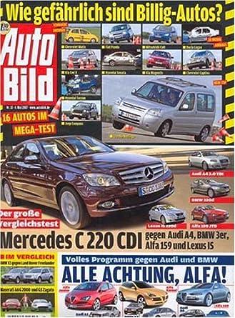 Auto-Bild - Germany: Amazon.com: Magazines