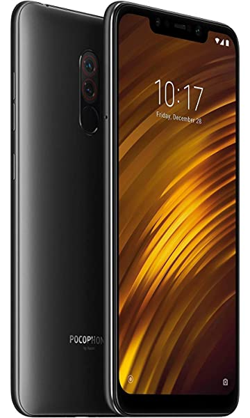 Amazon.com: Xiaomi Pocophone F1 Case, Shockproof Brushed ...