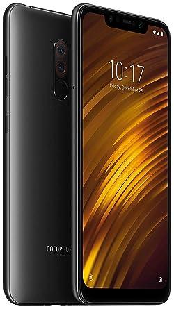 Amazon.com: Xiaomi Pocophone F1 64GB + 6GB RAM, Cámara dual ...