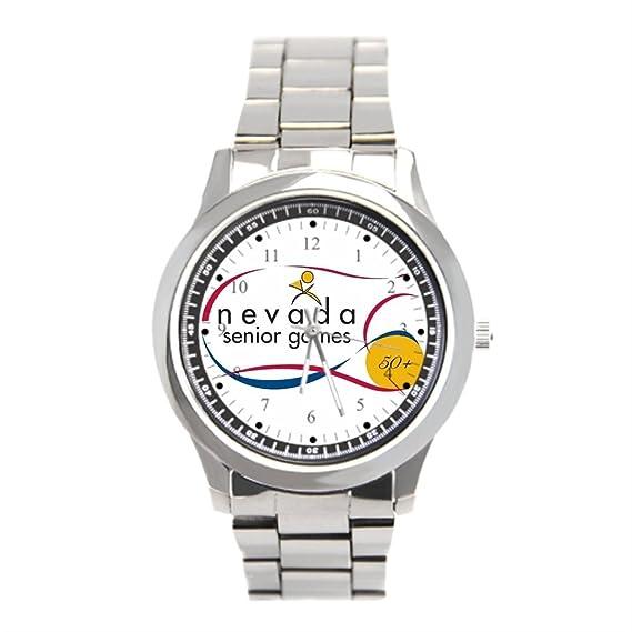 Cnbluer Nevada Superior Juegos Logotipos Sobre Todo Relojes Amazon